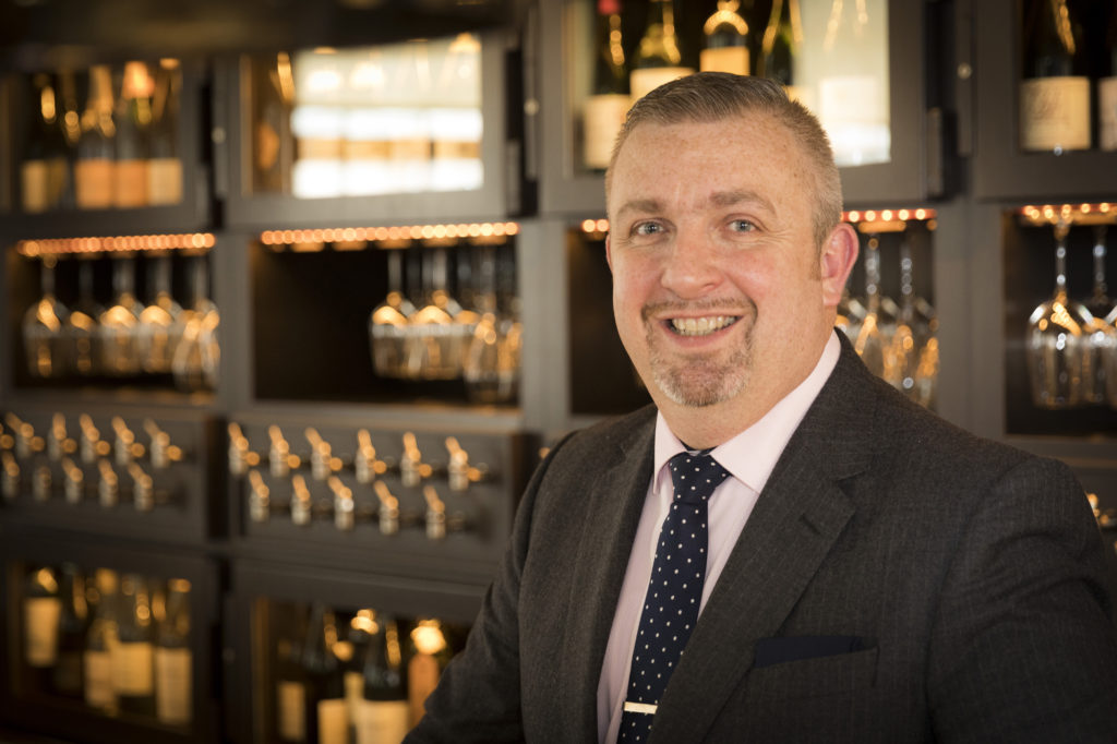 David Durack Restaurant Manager